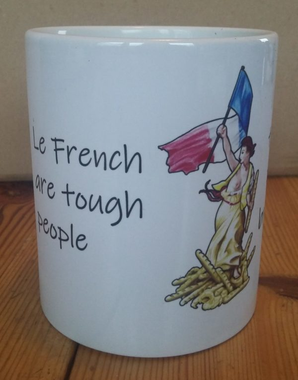 Becher Le French are tough
